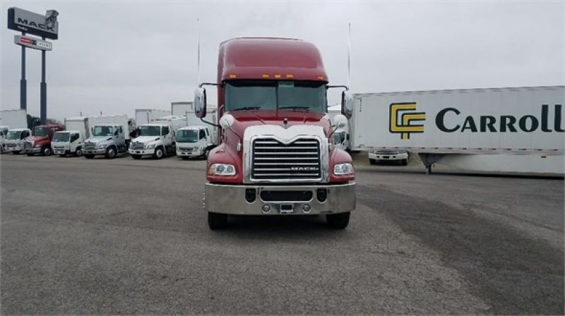 2014 MACK PINNACLE CXU613 6017065029