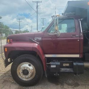 1987 FORD F70 7060794321